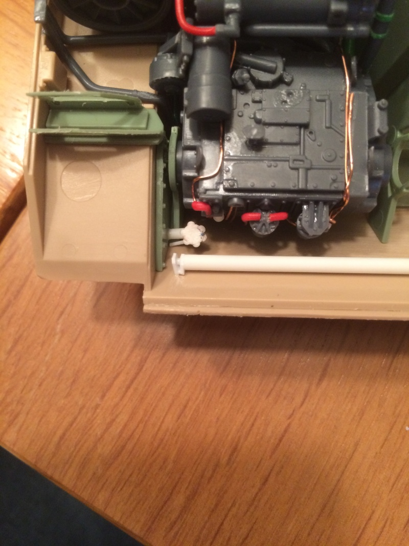 Bradley M2A3 w Busk III / US infantry fighting vehicle [Meng, 1/35] - Page 2 Img_5251