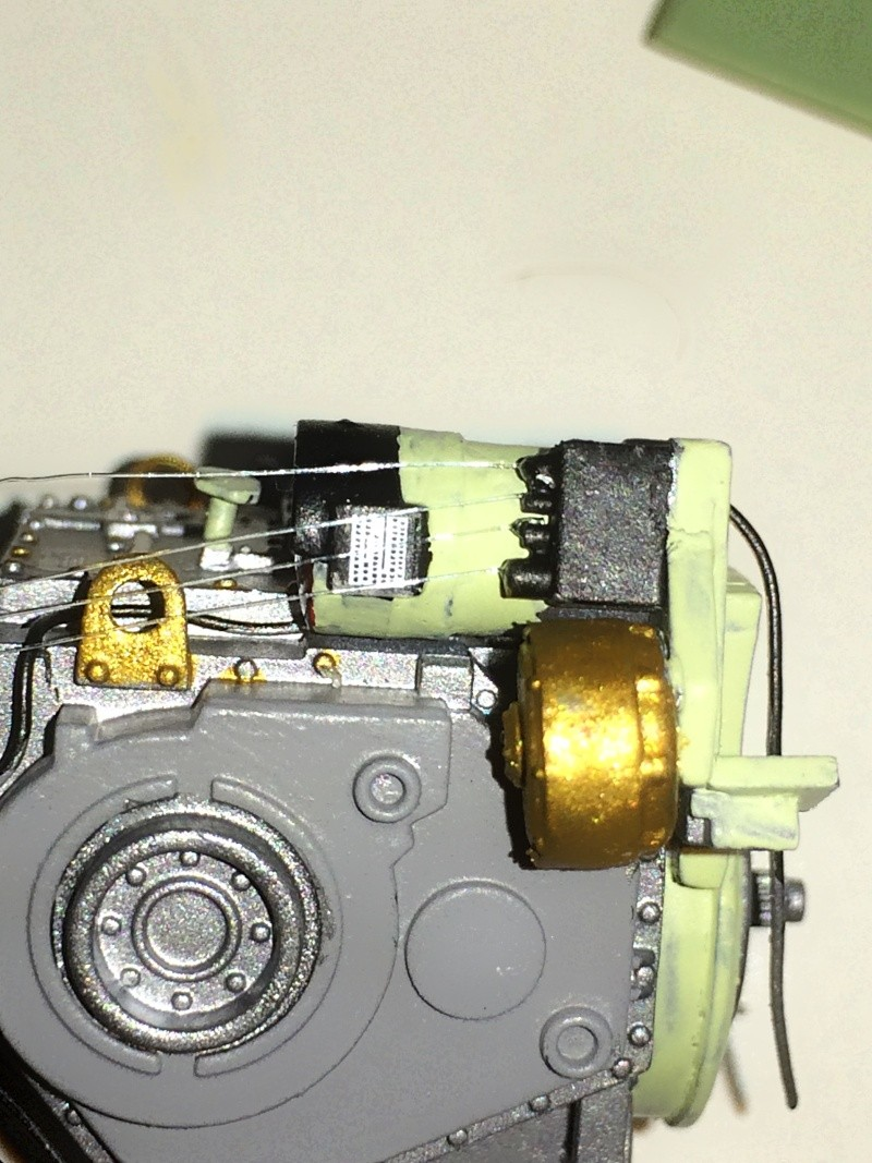 Bradley M2A3 w Busk III / US infantry fighting vehicle [Meng, 1/35] - Page 3 Img_5313