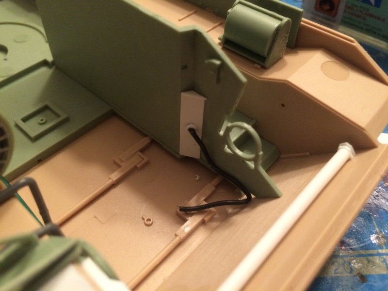Bradley M2A3 w Busk III / US infantry fighting vehicle [Meng, 1/35] - Page 3 Img_5314