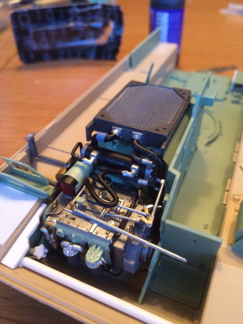 Bradley M2A3 w Busk III / US infantry fighting vehicle [Meng, 1/35] - Page 3 Img_5316