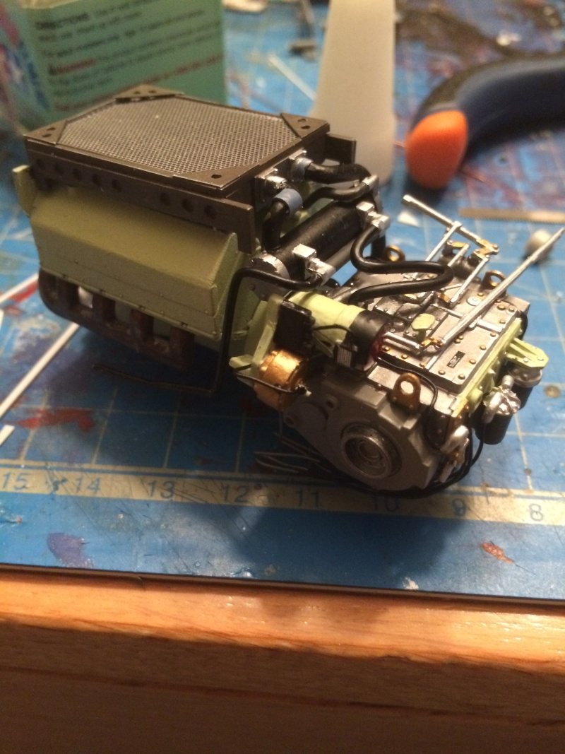 Bradley M2A3 w Busk III / US infantry fighting vehicle [Meng, 1/35] - Page 3 Img_5317