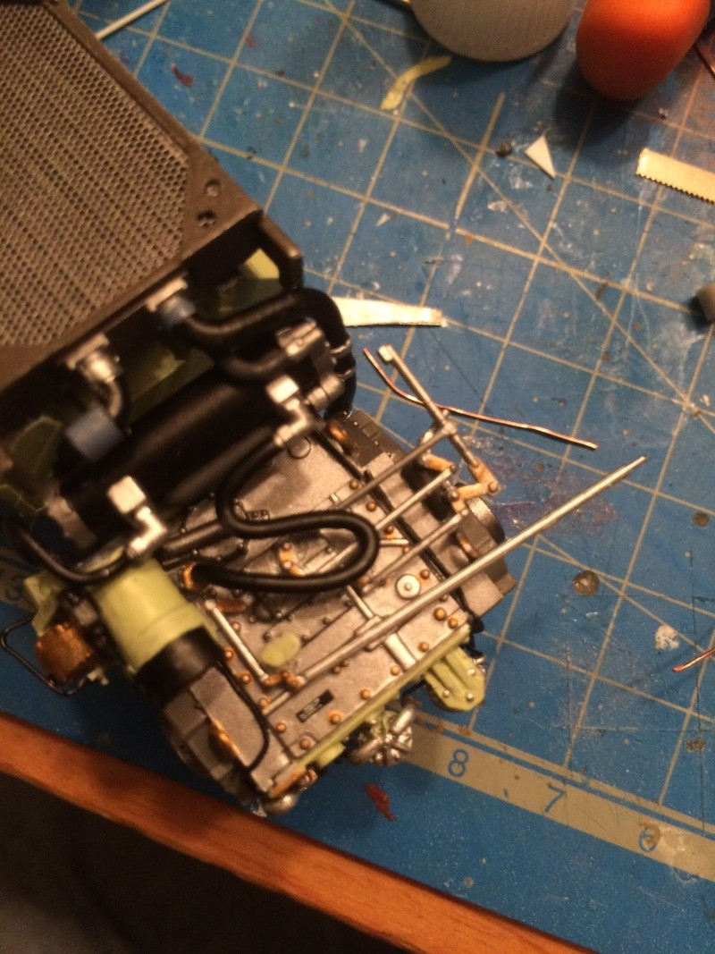 Bradley M2A3 w Busk III / US infantry fighting vehicle [Meng, 1/35] - Page 3 Img_5318