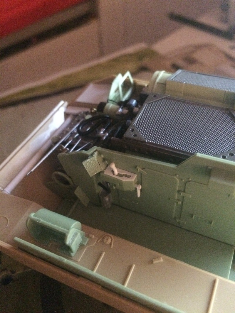Bradley M2A3 w Busk III / US infantry fighting vehicle [Meng, 1/35] - Page 3 Img_5319