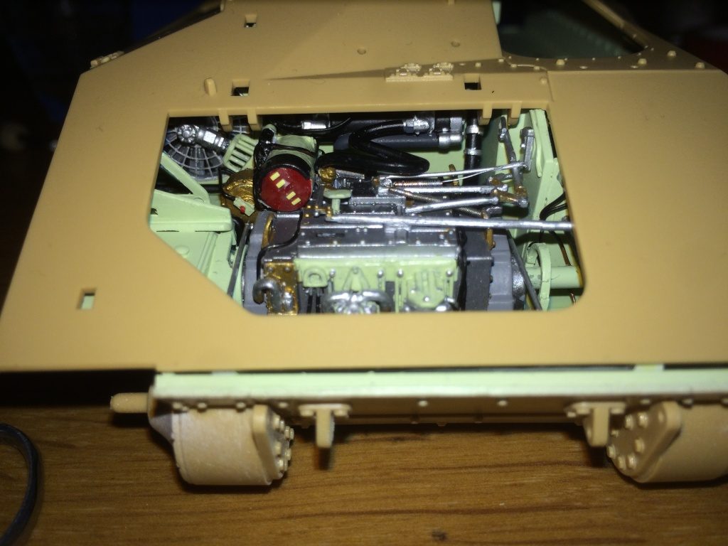 Bradley M2A3 w Busk III / US infantry fighting vehicle [Meng, 1/35] - Page 5 Img_5410