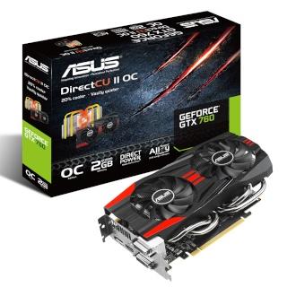 (Facebook) - Asus GTX 760 Direct CU II OC 2GB  Ld000110