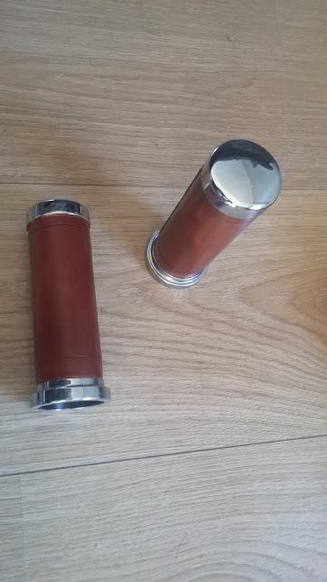 Fabrication d'un rollbag + poignées en cuir   20160214