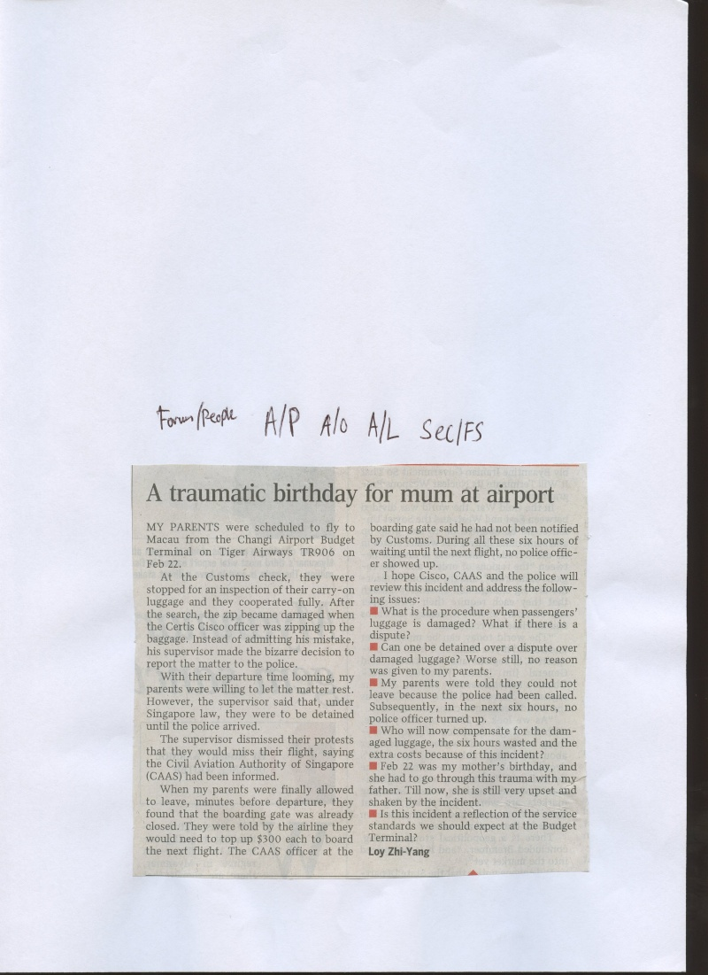 A Traumatic Birthday For Mum At Airport No_dat10