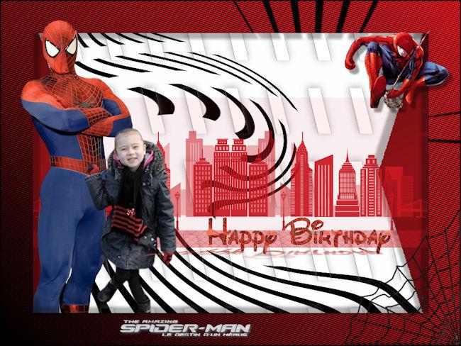 Les Anniversaires de Lilou : 2 Minnie / 1 Spiderman / 1 Alice / 1 Coco / 1 Pirate - Page 4 45081610