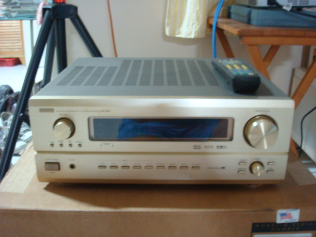Denon AVR-3802 AV receiver (Used) SOLD Denon110