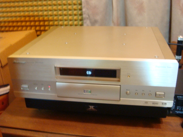 Pioneer DV-AX10 SACD/DVD-A/CD universal player (Used) Pionee11