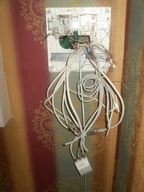 mon projet de réseau domestique et VDI Tablea10