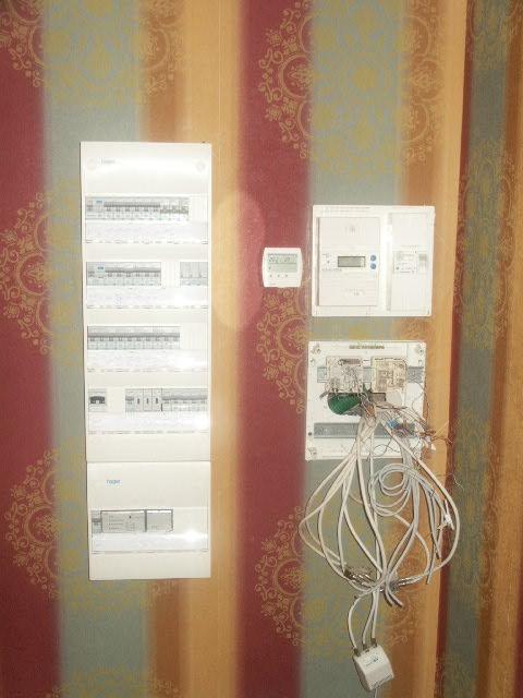 mon projet de réseau domestique et VDI Tablea11