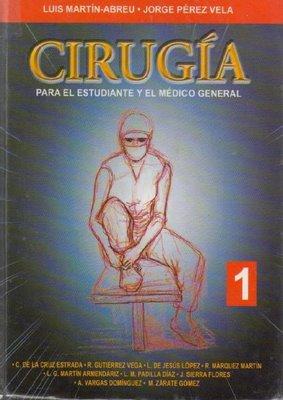 librro GUIA PARA EL ESTUDIANTE Y EL MEDICO GENERAL tomo 1 Cirugi10