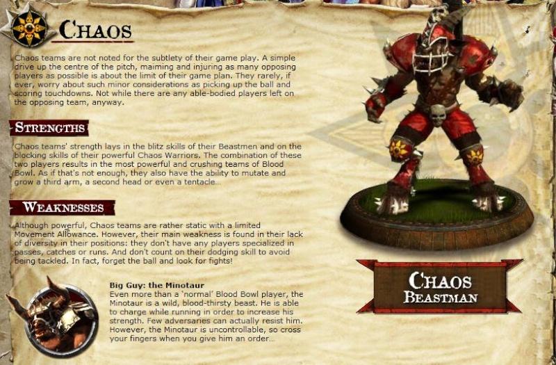 THE TEAMS - The Villians Chaos10