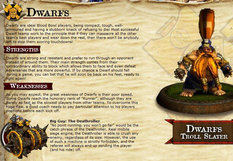 THE TEAMS - The Heroes Dwarf11