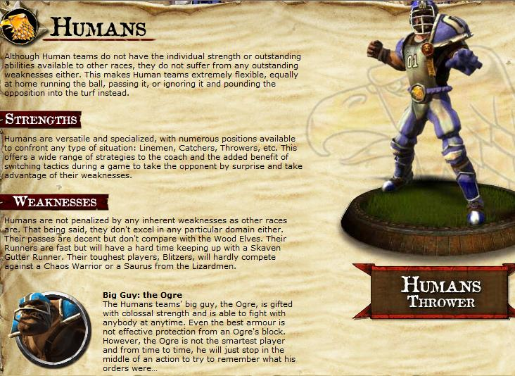THE TEAMS - The Heroes Human11