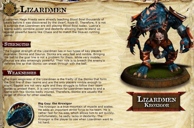 THE TEAMS - The Heroes Lizard11