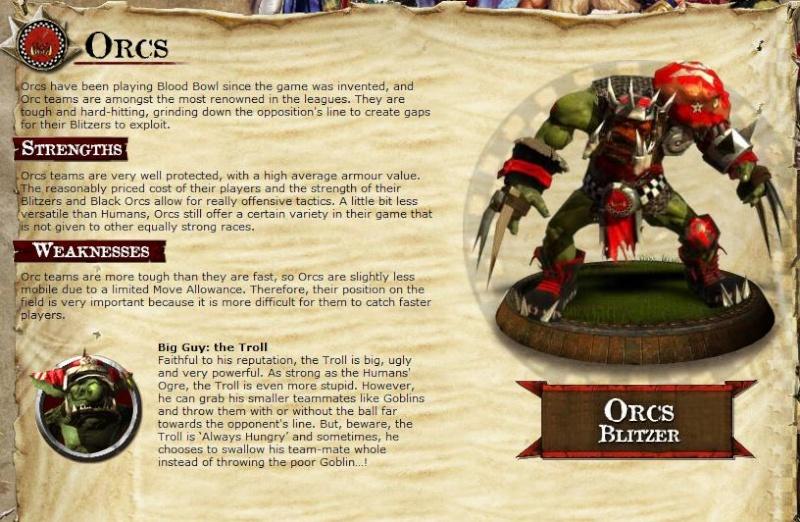 THE TEAMS - The Villians Orcs10