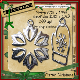 Chrome Christmas - CU OK Bnb-ch10