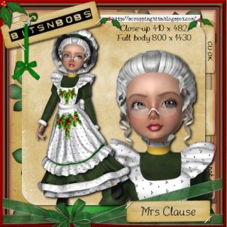 Mrs.Clause - CU ok Bnb-mr10