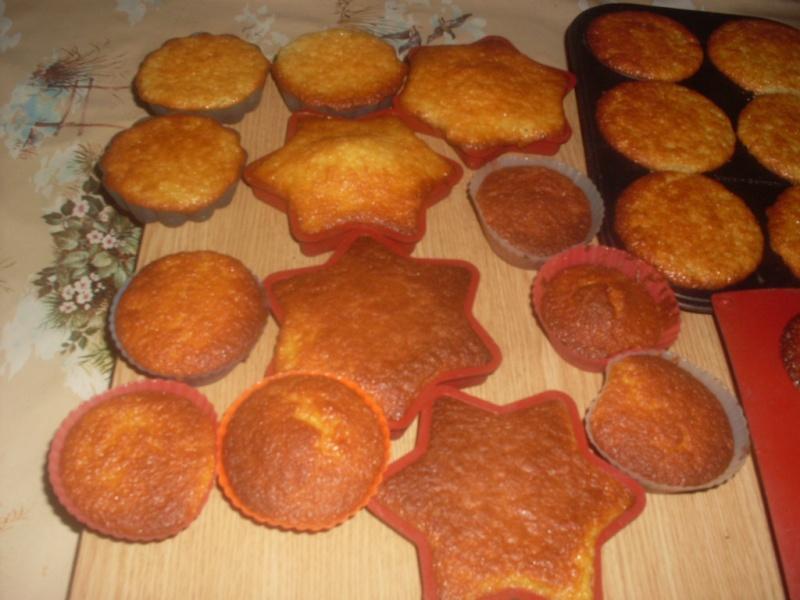 petits gâteaux aux yaourts.photo. Petits11