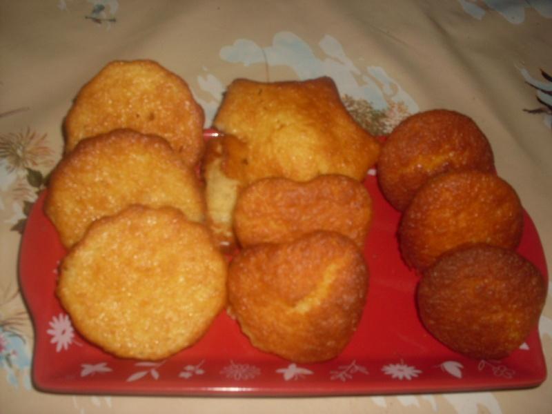 petits gâteaux aux yaourts.photo. Petits12