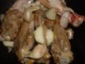 manchons de canards aux navets.photo. Canard14