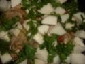 manchons de canards aux navets.photo. Canard15