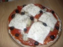 pizza aux escargots.photo. Divers26
