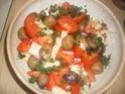salade de tomates aux chataignes Divers32