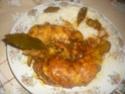Cuisses de poulet et riz au massalé, Réunion Famill11