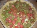 tarte a la rhubarbe Recett19