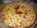 tarte a la rhubarbe Recett20