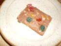 tour de pain d'épices au chocolat ou à la crème de marron Recett23