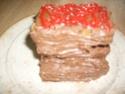 tour de pain d'épices au chocolat ou à la crème de marron Recett24