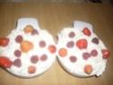 crème anglaise aux fruits rouges  Sdc13837
