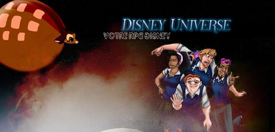 Disney Universe - RPG