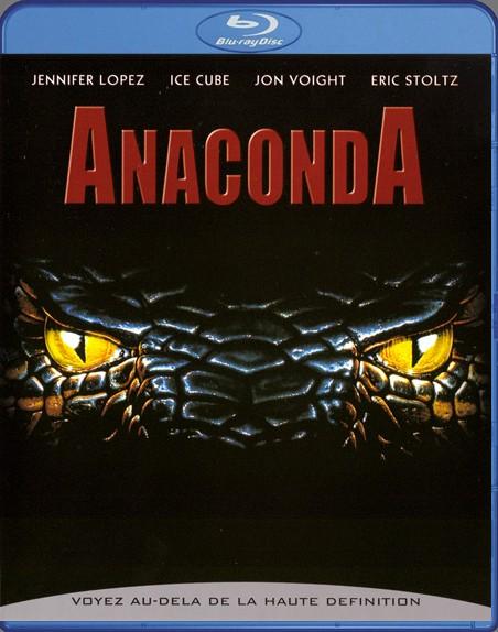 {Blu-Ray} Anaconda Anacon14