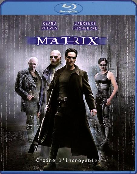 {Blu-Ray} Matrix Matrix18