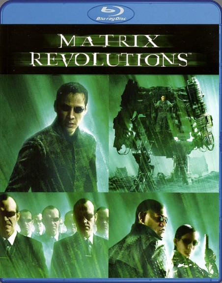 {Blu-Ray} Matrix Revolutions Matrix22