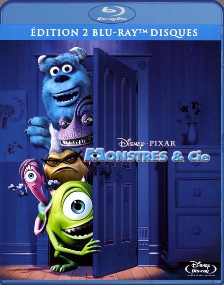 {Blu-Ray} Monstres & Cie Monstr14