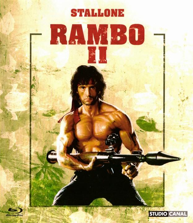 {Capture} Rambo II Rambo_22