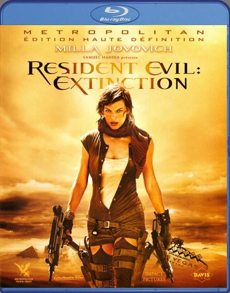 {News} Resident Evil Extinction Reside23