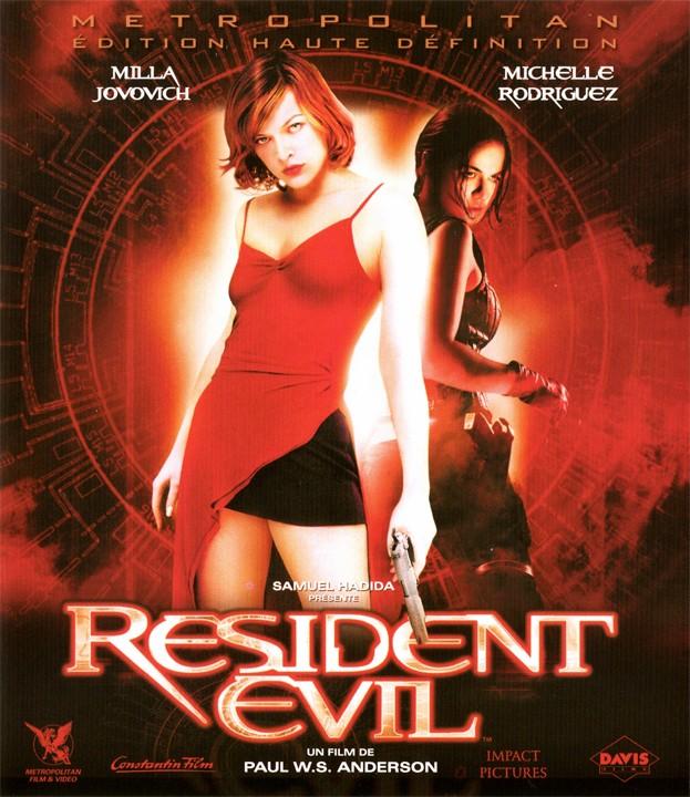 {Capture} Resident Evil Reside91