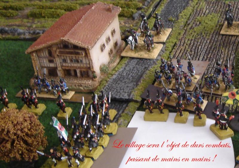 1812 : Bataille de Rousset-Litovsk - La revanche B110