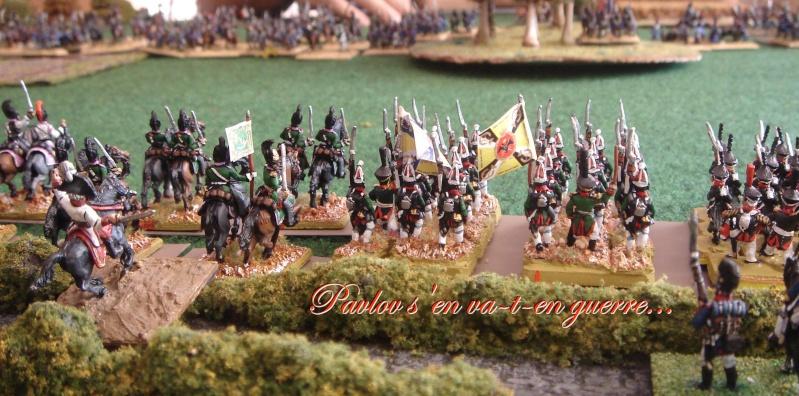 1812 : Bataille de Rousset-Litovsk - La revanche P411