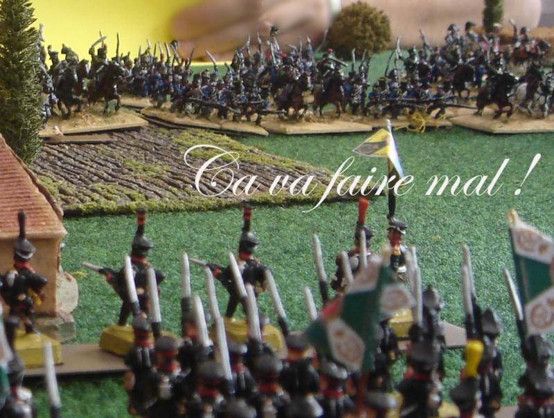 1812 : Bataille de Rousset-Litovsk - La revanche P511