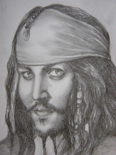 Jack Sparrow <--- needs improvement N1162124