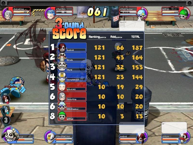 Assassination Vs KRx Rumble17