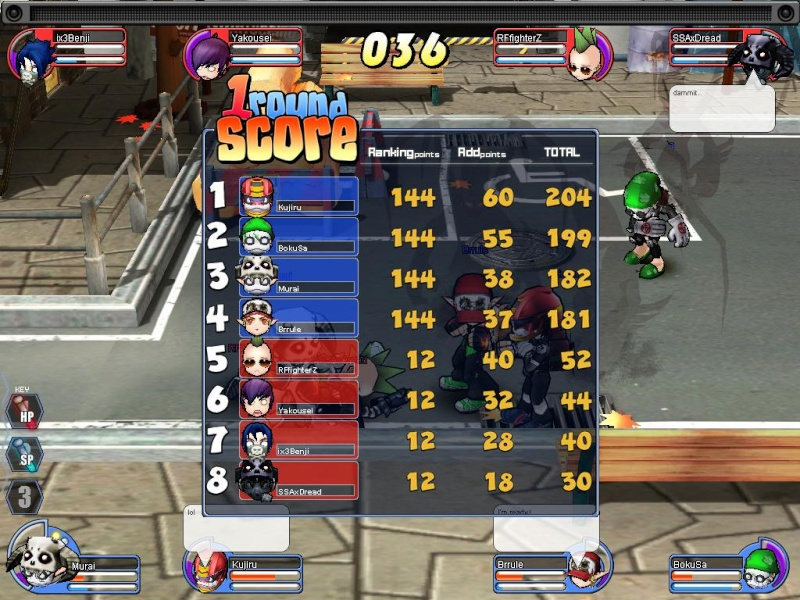 Assassination Vs South Side Apex Rumble22